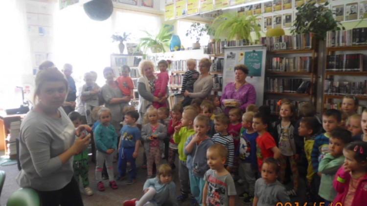Dzień Bibliotekarza w Dziwnowie :).