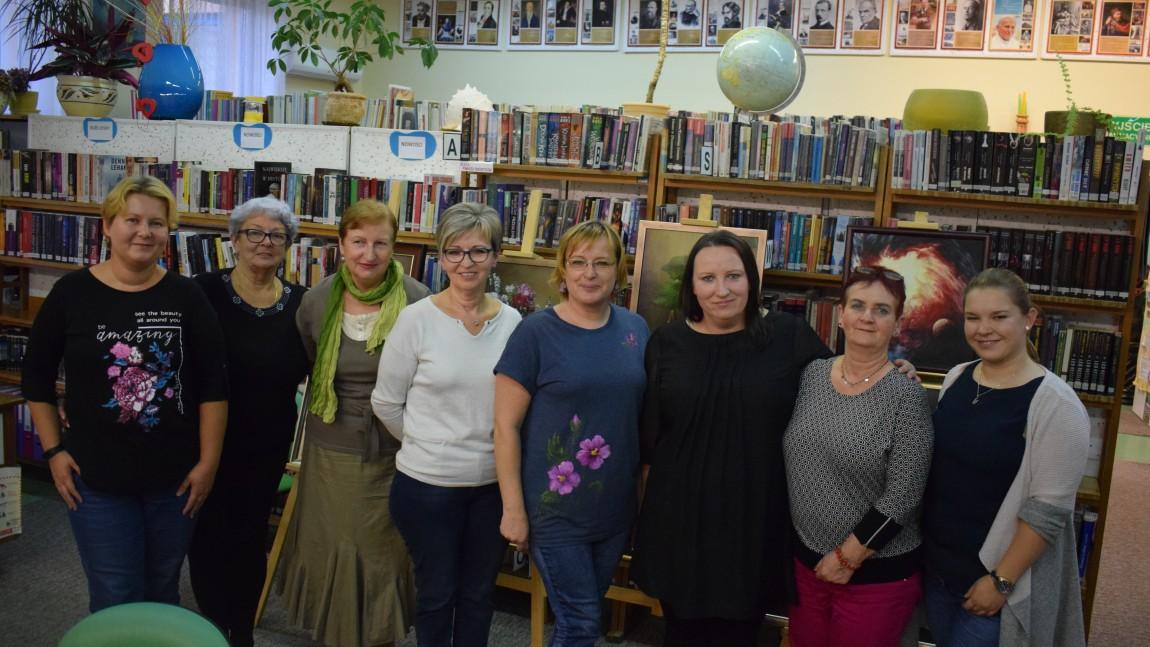 11 października 2018 r. w MBP w Dziwnowie odbyło się kolejne Spotkanie Autorskie z nasza Przyjaciółka pisarką Dorotą Schrammek.