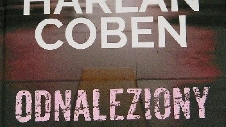 """DKK HORUS spotyka się w bibliotece -24 lutego , będziemy omawiać książkę Cobena """"Odnaleziony""""."""