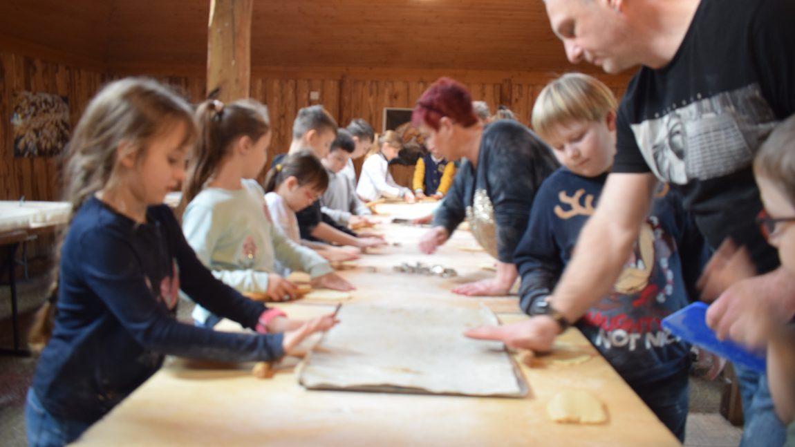 Pierwszy dzień Ferii – Dom Chleba w Marianowie – 10.02.2020 r.