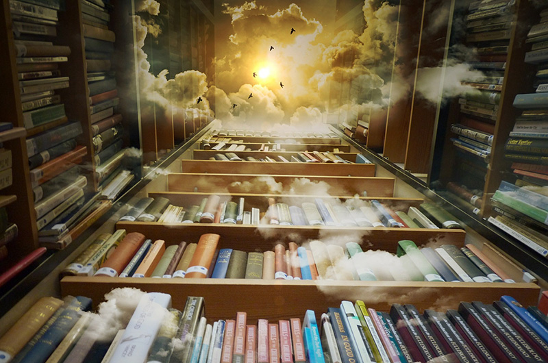 Majowe SKONTRUM w bibliotece – zmiana godzin otwarcia.